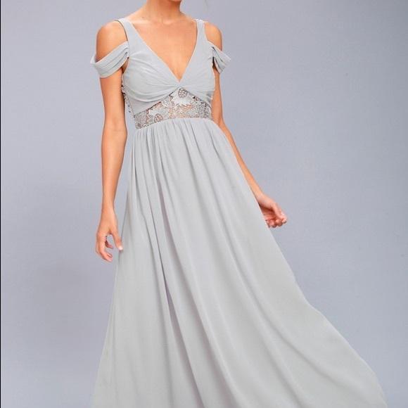 Lulu's Dresses & Skirts - Lulus Maxi Dress